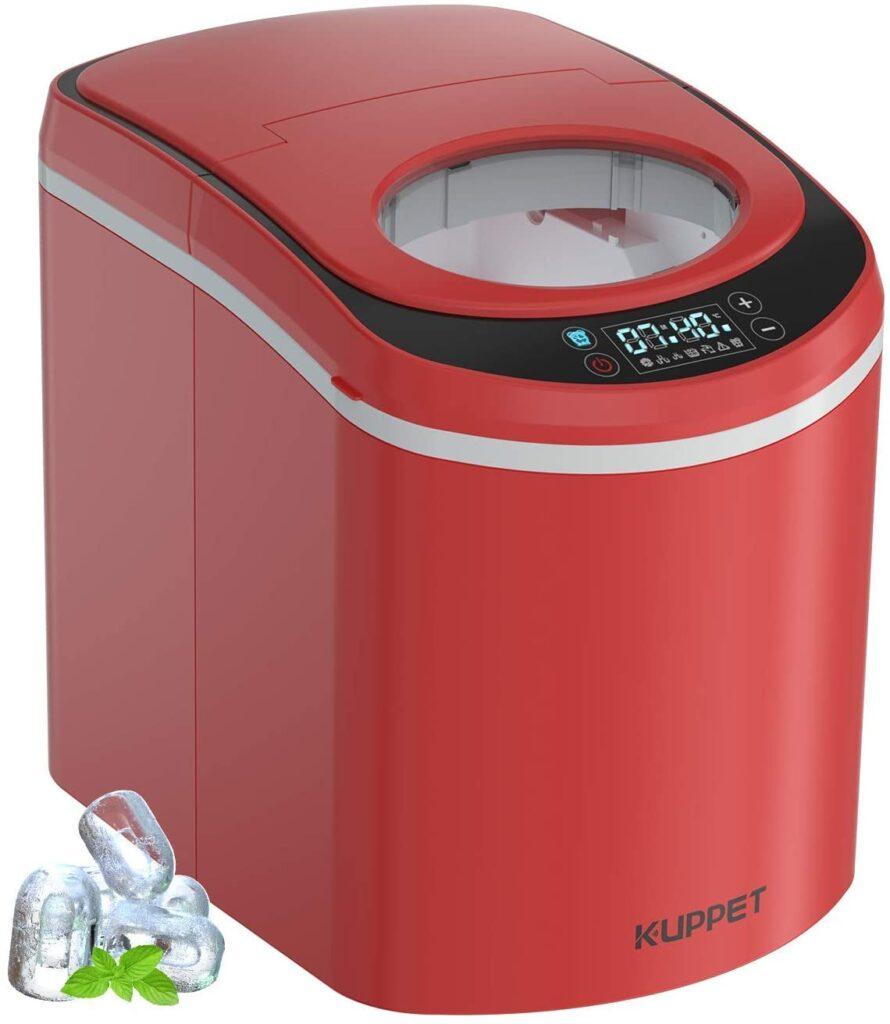 KUPPET Portable Ice Maker ZBI-12BR Review