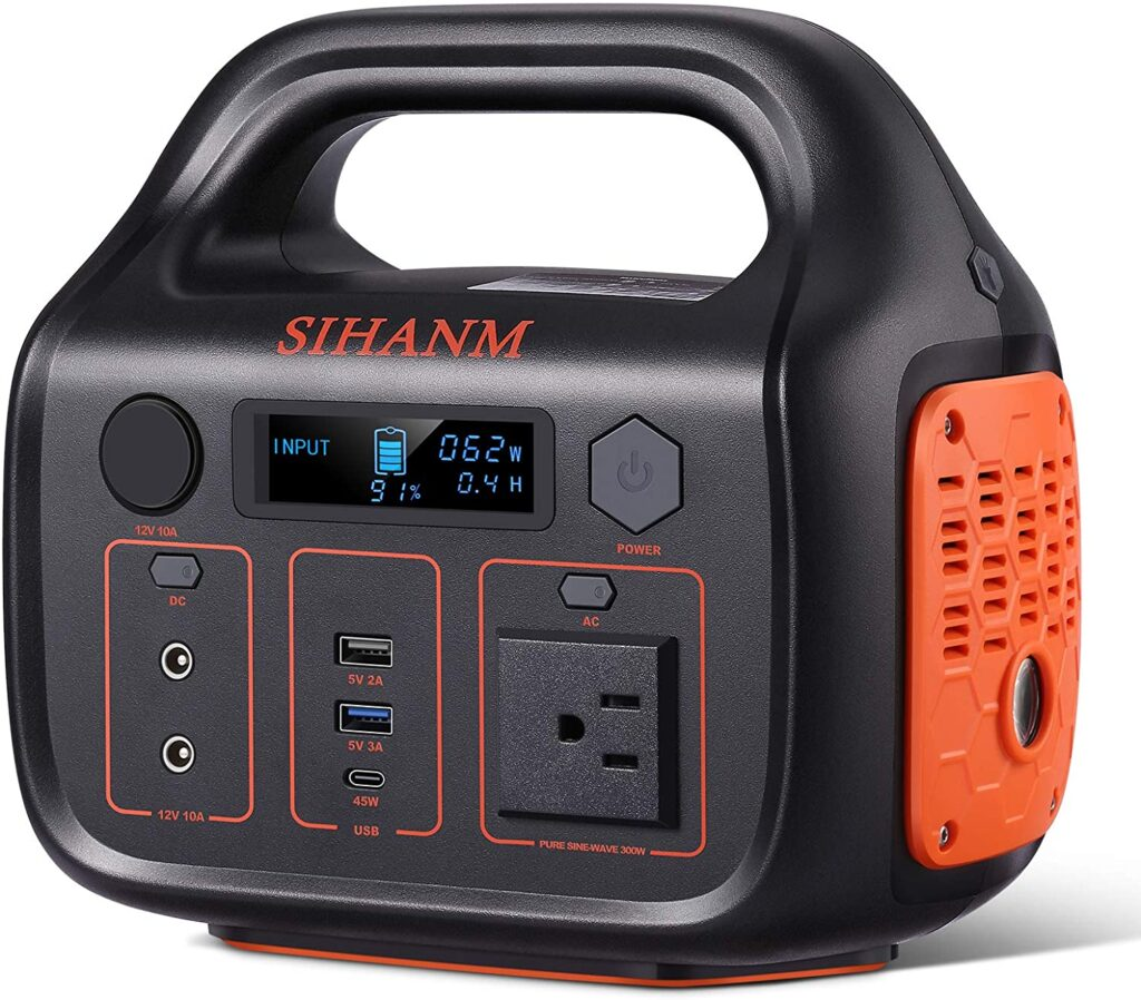 SIHANM portable power stations Review